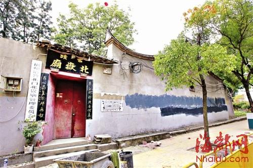 北岳庙可能始建于千年前