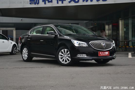 2013款 别克君越 2.4L SIDI 精英舒适型-别克欲推更多GS版本车型 涉及图片