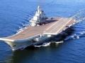 辽宁舰形成航母战斗群