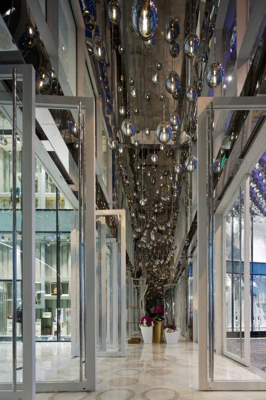 曾卫平商业设计团队倾力打造顶级购物中心 组图