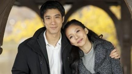 王力宏宣布恋情,另一半叫李靓蕾。