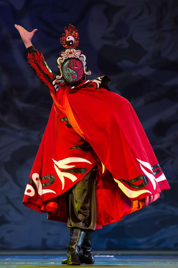 舞台秀《太极图》12月杭州登台 奉献绝技盛宴