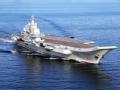 辽宁舰取道台湾海峡赴南海训练