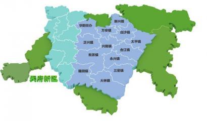 天府新区成都管委会明起接管双流13镇(街道)(组图)图片