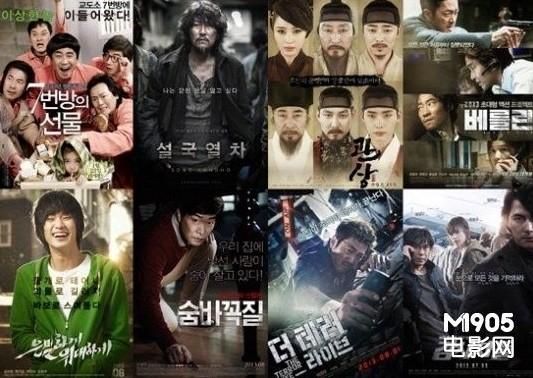 """韩国电影观众数再创新高大最好""""男风""""劲刮日本银幕看小电影图片"""