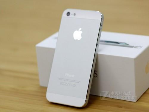 比土豪金便宜 16GB苹果iPhone 5仅3280