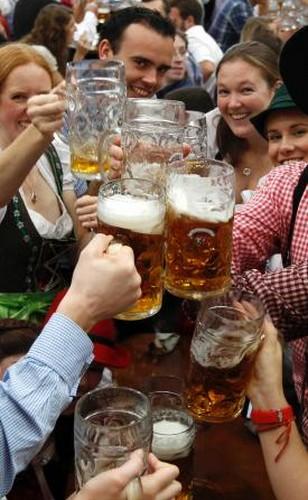德国酿酒业联盟申请审查 拟将啤酒文化申遗 图
