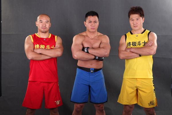 终极斗士之中华力量赛制半决赛3回合每局5分钟