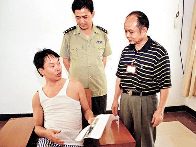 """张子强/被港媒称为""""世纪贼王""""的张子强,绑架香港两位富商李泽钜(李..."""