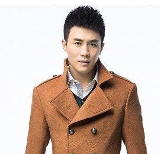 杜淳/海澜之家2013冬季邀请当红小生杜淳担任代言人,作为一个强调...