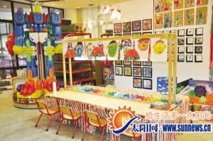 创意美术室(组图)图片