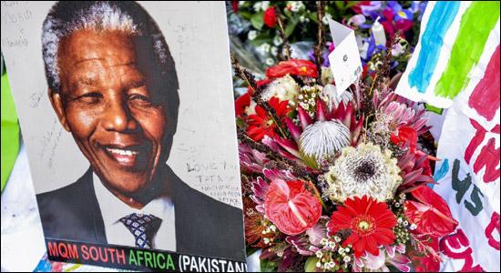 南非前总统曼德拉因病去世,享年95岁。