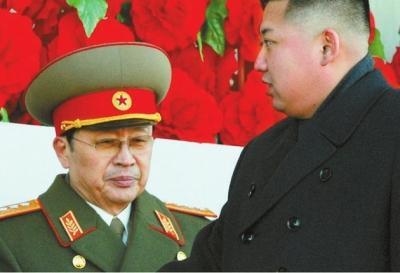 ...张成泽一伙有严重反党反革命行为,宣布解除张成泽一切职务并...