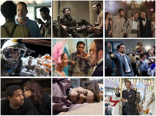 美国电影学会公布2013十佳影片 奥斯卡轮廓初显图片