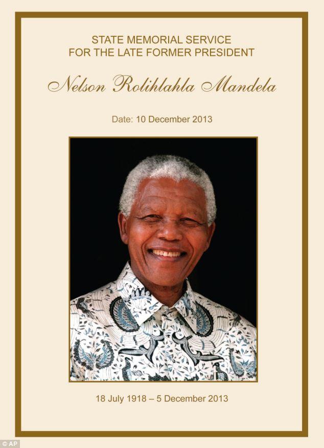 人民网12月10日讯 据英国每日邮报消息,多达95000名世界政要将出席曼德拉葬礼,这将可能成为世界史上最大规模的领导人集会。