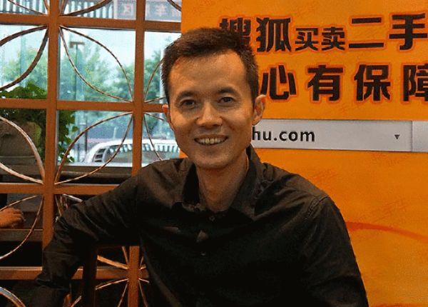重庆欧德汽车销售有限公司总经理 朱海波图片