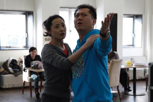 刘蓓和王旭东对手戏