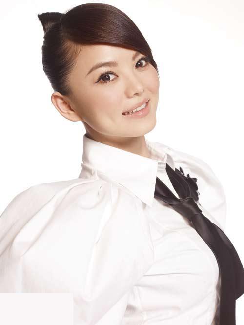 李湘 女强人