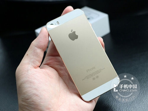 图为:苹果 iPhone5S背面