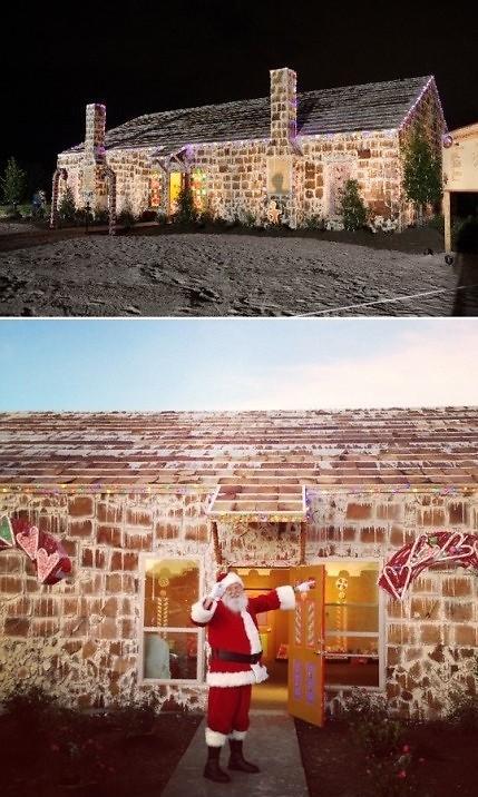 牛人用面包建房子轰动韩国网络韩国《亚洲经济》网站截图