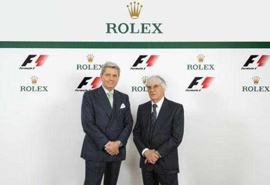 左一为 Gian Riccardo Marini