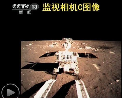 嫦娥三号着陆直播吗_嫦娥三号着陆器与巡视器分离 玉兔顺利抵月面(图) - 新闻 ...