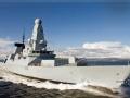 中国军情 英国最先进45型导弹驱逐舰首访中国