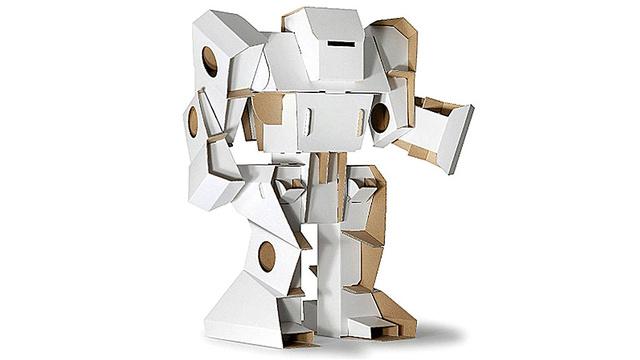 新闻资讯_媒体新闻滚动_搜狐资讯    这款组装的机器人高约20英寸,并非只是简单