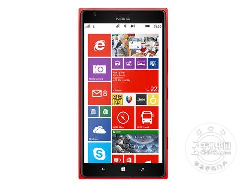 6英寸大屏 诺基亚Lumia 1520广州售3999