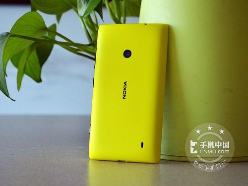 Lumia 520背面图
