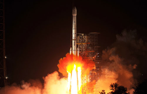 官方否认探月烧钱 14亿等于北京修建两公里地铁
