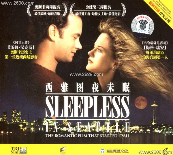 no.2-西雅图夜未眠sleeplessinseattle