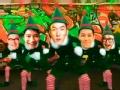 《爸爸去哪儿片花》独家圣诞版摇头娃娃 五组星爸陪你过新年