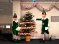 《爸爸去哪儿片花》独家圣诞版摇头娃娃 五组萌娃陪你过新年