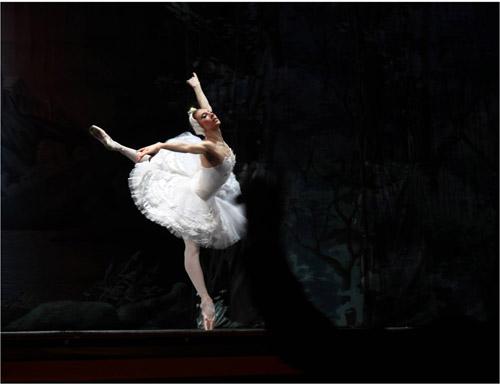 国家大剧院/圣彼得堡俄罗斯芭蕾舞剧院天鹅湖剧照2
