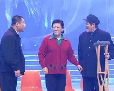 2001年央视春晚,小品 卖拐 赵本山 高秀敏 范伟