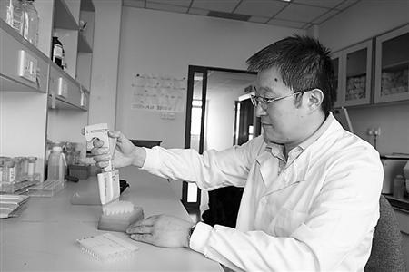 八位上海科学家当选两院院士(组图)
