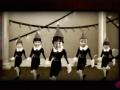 《爸爸去哪儿片花》独家圣诞版摇头娃娃 五萌娃穿越至上世纪欧美