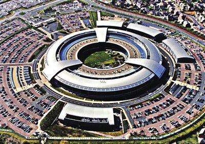 """英国情报机构""""政府通信总部""""新华/法新"""