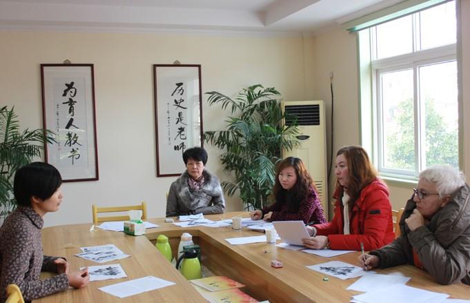 德清县莫干山外国语全体问卷英语口语参加小学a全体老师的小学生v全体图片
