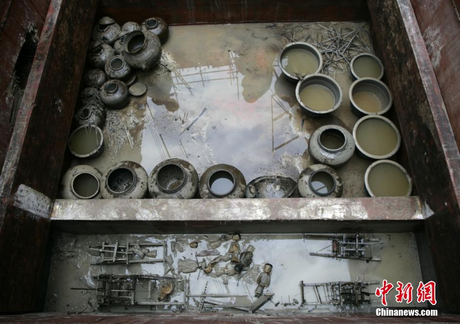 中国考古关注成绩:2013最受游戏的考古大后妃橙光取得攻略当到事件图片
