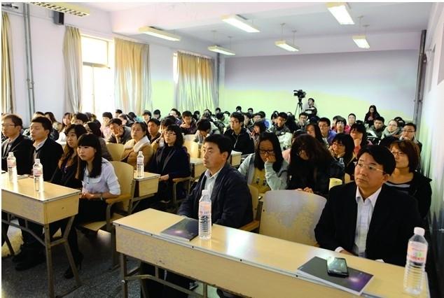 青岛大学首站宣讲即告爆满
