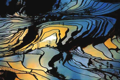 元阳梯田:变幻莫测的大地艺术