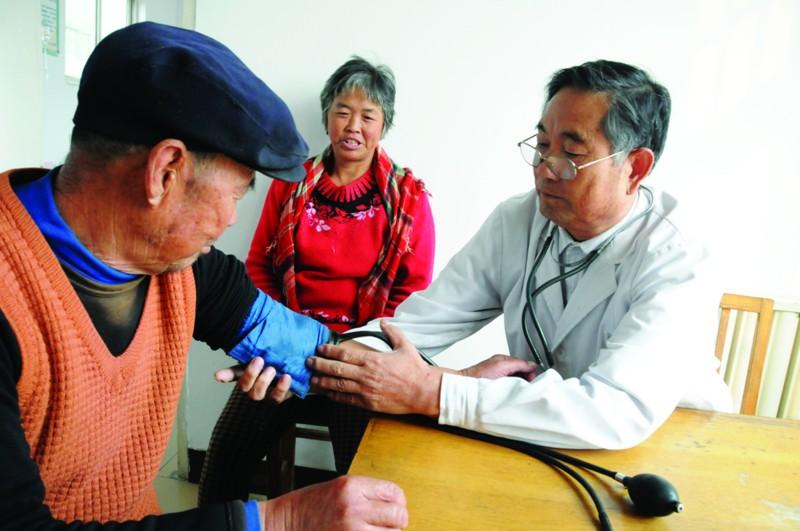 鄉村醫生簽約服務是以家庭為單位