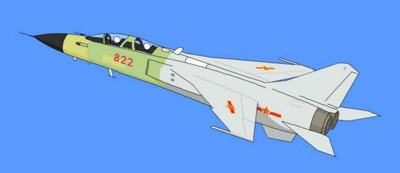 飞豹B想象图,绘制: JFMaverick