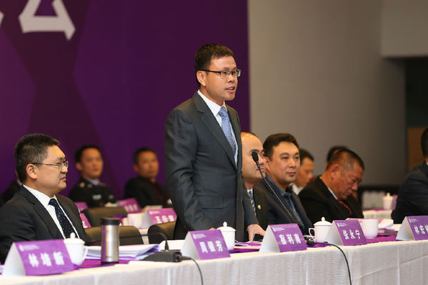 石狮市青商会第二届理事会21日换届林宏楠任