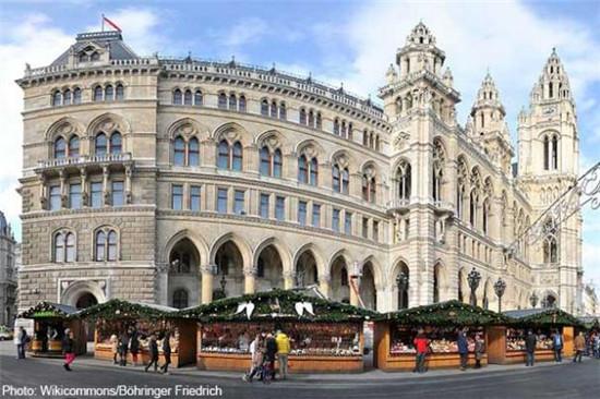 购物篮里的圣诞节:畅游欧洲十大圣诞集市
