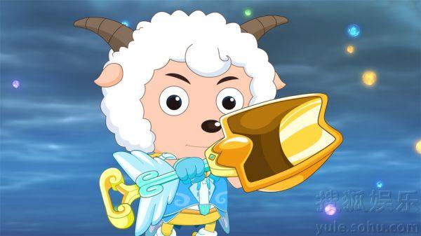 喜羊羊与灰太狼6 飞_《喜羊羊6》专属圣诞版海报发布 五月天献唱宣传曲(组图)-搜狐滚动