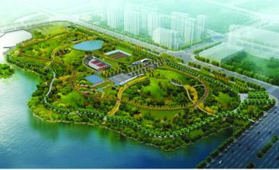 天鹅湖体育公园地下活动中心开建(图)