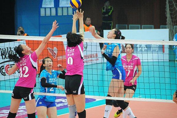 ...月24日消息,今天全国女排联赛进行了第七轮的争夺,结果浙江3-1...图片 89726 600x399